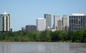 Flooding in Tulsa