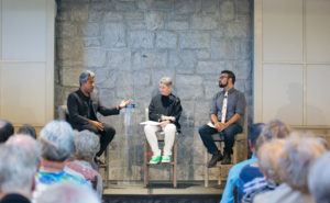 Winners Giving Back: A Conversation with Anand Giridharadas